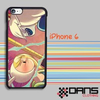 iPhone Case - iPhone 6 Adventure Time Fionna and Cake Cover