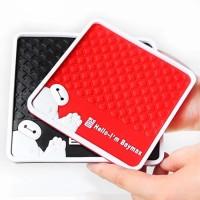 Jual sticky pad dashboard mobil anti slip-BayMax / dashmat / mat Murah