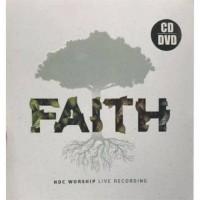 CD & DVD FAITH - NDC Worship Live Recording