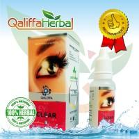 100% Herbal Untuk Obat Mata Gatal, Berair, Merah - Eyes Clear Set 5