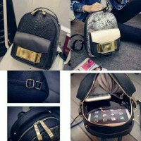 RS651 - 652 tas import / tas batam / backpack