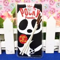 Samsung J7 Prime - Hardcase Casing Custom Case Cover Print Pocky Panda