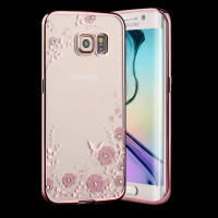 Casing Silicon Case Samsung Galaxy S 7/ S7 EDGE/ Redmi 4 Flower Bling
