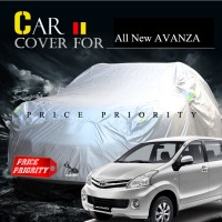Body Cover / Sarung Mobil All New Avanza Polyesther Waterproof
