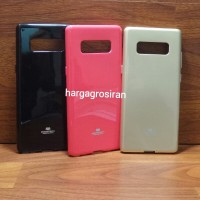 Jelly Case Mercury HP Samsung Galaxy Note 8