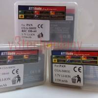 Battery ATTitude Panasonic CGA-S005E 3.7V 1150mAh