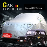 Body Cover / Sarung Mobil Suzuki Jimmy Katana Waterproof Polyesther