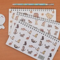Love Your Pet Spiral Weekly Planner