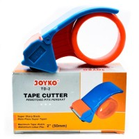 tape cutter joyko td - 2 dispenser pemotong isolasi lakban 2