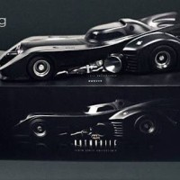 Hot Toys Batmobile Batman 1989
