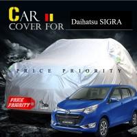 Body Cover / Sarung Mobil Daihatsu Sigra Polyesther 100% Waterproof