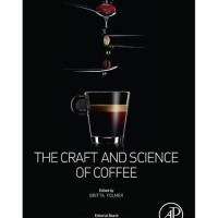 The craft and science of coffee - by Britta Folmer - Buku Ilmu Kopi