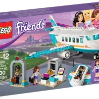 Jual LEGO 41100 - Heartlake Private Jet - Friends  Murah