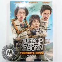 DVD ORIGINAL WARKOP DKI REBORN JANGKRIK BOSS! PART 1