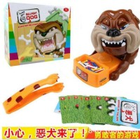 Permainan Anak Semua Umur Bad Dog Beware Bulldog Game Games Toy Toys