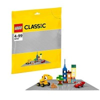 LEGO Classic - 10701 Gray Building Base Baseplate Plate 48x48 X-Large