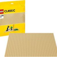 LEGO Classic - 10699 Base Plate Sand Baseplate Basic Building 32x32