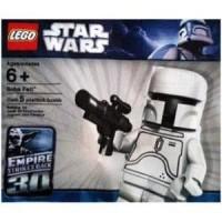 LEGO 2853835 - Star Wars White Boba Fett