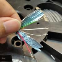 kabel twisted shielded belden 8723 2pair 22awg meteran