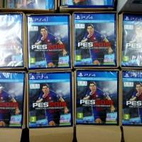 KASET PS 4 PES2018 PES18 PRO EVOLUTION SOCCER 2018 PREMIUM PS4