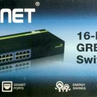 TRENDNET TEG-S16G Switch Hub 16 port GIGABIT (MASTER DEALER)