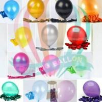 Balon Metalik / Balon Dekor / Balon Ulang Tahun /Souvenir/Balon Ultah