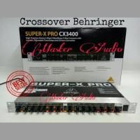 Harga Crossover Behringer Cx 3400 Hargano.com