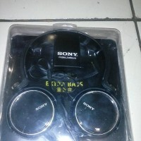 headset sony extrabass mdr xb400