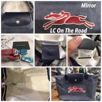 Jual Tas Longchamp on the road miror ori Murah