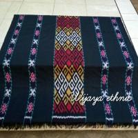 Jual kain tenun ethnic motif Toraja Murah