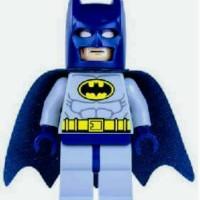 Lego 6860 Batman Minifigure - Original Lego Minifig