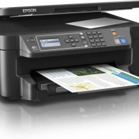 Printer Epson L605 Wifi Duplex All in One Ink Tank