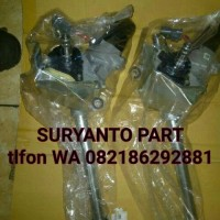 RACK STEERING EPS HONDA JAZZ/HONDA CIVIC HOAND CITY IDSI(ORIGINAL)