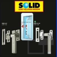 Solid RMB 647 Rambuncis Kunci Jendela