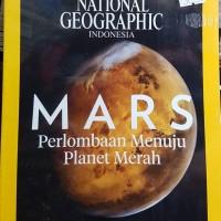MAJALAH NATIONAL GEOGRAPHIC INDONESIA