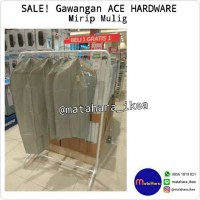 (2Kg) Gawangan baju SALE dari Ace Hardware, Rak baju, Rak gamis