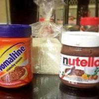 Nutella Spread + Ovomaltine
