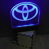 Emblem Led Toyota