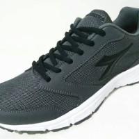 Sepatu Running Diadora Carl Dark Grey BlackOriginal
