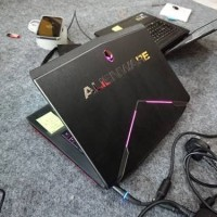 Dell Alienware 14 core i7 Haswell Nvidia GTX 765M laptop gaming