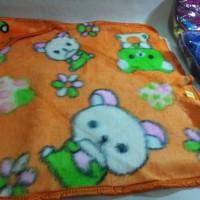 selimut bayi bahan bulu