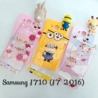rubber case 3D samsung J710 (J7 2016)