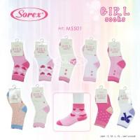 Sorex M5501 | Kaos Kaki Anak Perempuan
