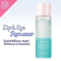[ETUDE HOUSE] Lip and Eye Remover - 100% Original - Pembersih make up