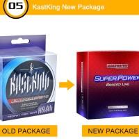 KastKing 500M No8 0,45MM 36,4KG Braided PE Multifilament Senar Pancing