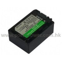 [MG]Baterai/Battery Replacement Sony NP-FH30/NP-FH40/NP-FH50 1050mAh