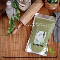 Jual Greentea Matcha / Green tea Powder Bubuk 100% Pure 250 gram Murah