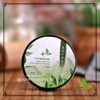 Jual Greentea Matcha / Green tea Powder Bubuk 100% Pure 50 gram Murah