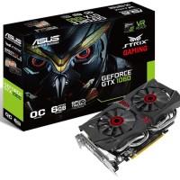 Asus GTX-1060 6GB DDR5 192Bit Strix DC II OC
