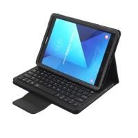 Wakaka Bluetooth Keyboard Case Samsung Galaxy Tab S3 9.7 Inch - Hitam